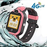 9Tong GPS Tracker Smart Watch Kids Waterproof Games Camera Kids Smart Watches Phone Call Kid GPS Watch Tracker 4G SOS Alarm Clock Pedometer