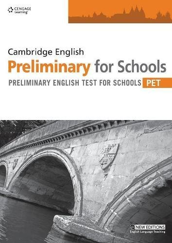 Practice Tests for Cambridge Pet for Schools Teachers Book