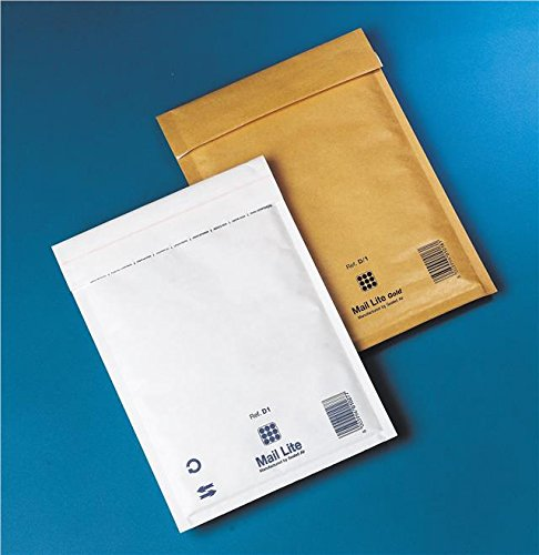 Mail Lite Premium Bubble / Padded Mailing Envelopes -White - H/5 270mm x 360mm - 2000 Padded Bags