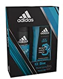 Adidas Ice Dive Body Spray and Shower Gel Duo Gift Set