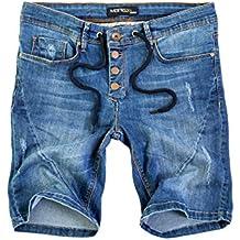 MERISH Pantalones cortos vaqueros Hombre Moderno y casual Modell 3013