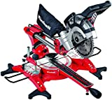 Einhell TH-SM 2131 240 V Double Bevel Crosscut Mitre Saw with Laser - Red