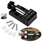 1pc Carving Bench Clamp Drill Press Vice Hand Micro Clip Flat Tool DIY Crafts®