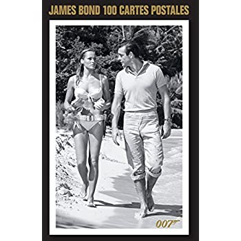 James Bond : 100 cartes postales