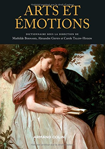 Dictionnaire Arts et Emotions par Mathilde Bernard