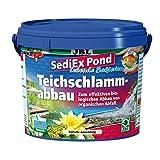 JBL SediEx Pond 27332 Bakterien und Aktivsauerstoff zum Abbau von Teichschlamm, 2,5 kg