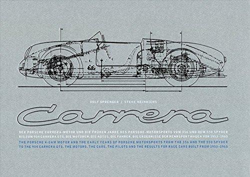 Motors General Bücher (Porsche Carrera: Der Porsche Carrera-Motor und die frühen Jahre des Porsche-Motorsports (Edition Porsche-Museum))