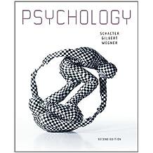 Psychology-STUDY GUIDE by Daniel L. Schacter (2010-12-01)