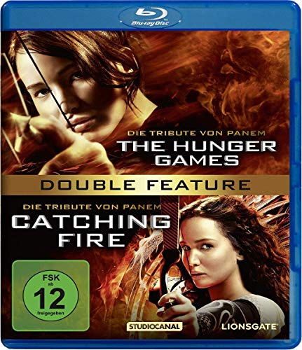 Die Tribute von Panem - The Hunger Games/Catching Fire [Blu-ray] (Games Hunger Gale)