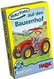 Haba 4606 Ratz Fatz auf den Bauernhof