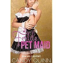 The Fertile Pet Maid: BDSM Bareback with a Billionaire