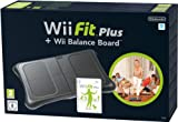 Nintendo Wii - Wii Fit Plus + Balance Board, Nera [Bundle]