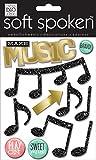 Me and my big Ideas de Musique douce annonce vocale Stickers 3D