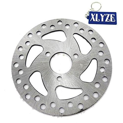 xlyze 120mm 26mm Rotor Bremse für 47cc 49cc 2Takt-Fahrrad Mini Pocket-Dirt ATV Quad Scooter Elektro-Gas