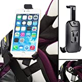 Ultimateaddons Sports Golf Bag Clip Mount with Universal One Holder for Apple iPhone 6 6s 7 Plus 5.5""