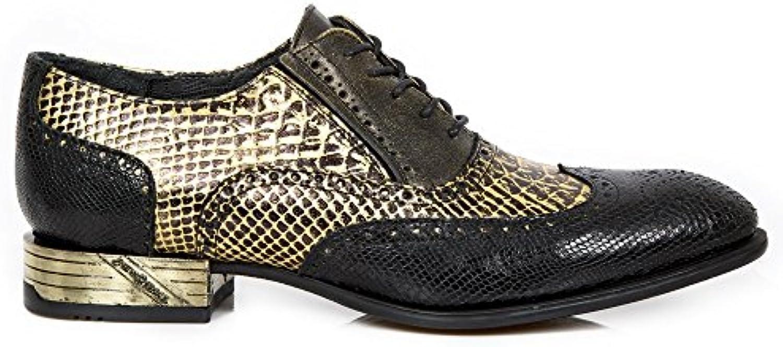 New Rock M.VIP96006-S12 - NR-39991-46  Zapatos de moda en línea Obtenga el mejor descuento de venta caliente-Descuento más grande