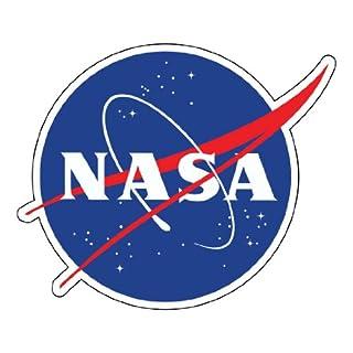 Aufkleber Pup NASA Aufkleber One 6 Inch Sticker