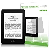 Kindle Screen Protector, amFilm Kindle Anti-Glare/Anti-Fingerprint (Matte) Premium Screen Protector for Kindle, Kindle Paperwhite, Kindle Paperwhite 3 and Kindle Touch (2-Pack)