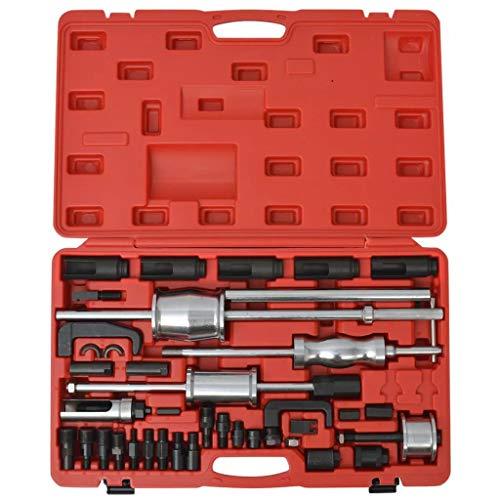 GoodWork4UEu Diesel-Einspritzdüsen-Abzieher Set Stahl Fahrzeuge & Teile Werkstattausrüstung & Werkzeuge Handwerkzeuge