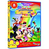 La casa de Mickey Mouse: Aventuras de colores