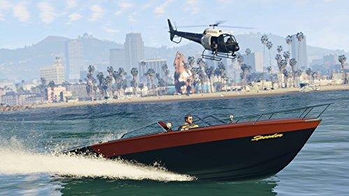 Grand Theft Auto V – [PlayStation 4] - 12
