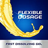 Finish Dishwasher Fast Dissolving Gel, All in 1 Max Lemon, 700 ml (Pack of 5, Total 140 washes)