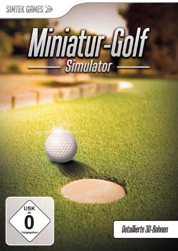 Miniaturgolf - Simulator (Golf-simulator-pc)