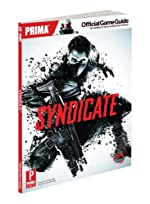 Syndicate - Prima Official Game Guide de Michael Knight