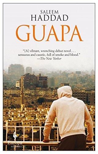 Buchseite und Rezensionen zu 'Guapa' von Saleem Haddad