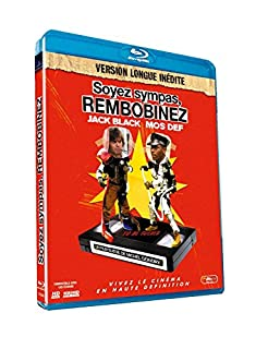 Soyez sympas, rembobinez [Blu-ray] [Version longue inédite] [Import italien] (B001B84SWG) | Amazon price tracker / tracking, Amazon price history charts, Amazon price watches, Amazon price drop alerts