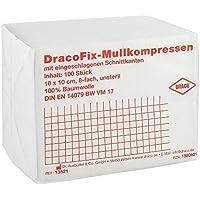 OP-Kompressen 10 x 10 cm unsteril 8fach Kompressen, 100 St. preisvergleich bei billige-tabletten.eu