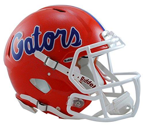 (Riddell NCAA Florida Gators Revolution Speed Full-Size Authentic Fußball Helm)