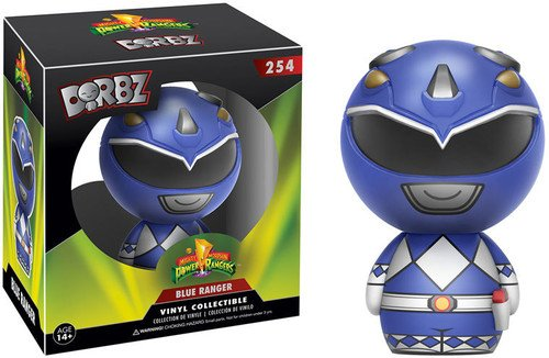 Dorbz - Power Rangers: Blue Ranger