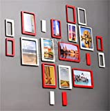 3D Wooden Wall Photo Frames, Bonus 3M Stickers - Best Reviews Guide