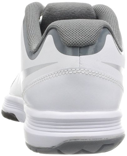 Nike Vapor Court, Chaussures de Tennis Femme Blanc (white/metallic Silver/cool Grey)
