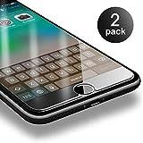 FayTun Panzerglas Schutzfolie für iPhone 7,iPhone 8,9H Härte,Anti-Bläschen, Anti-Kratzen,Ultra-Dünner HD,Premium Panzerglasfolie Bildschirmschutzfolie für iPhone 7,iPhone 8 - [2 Stück]