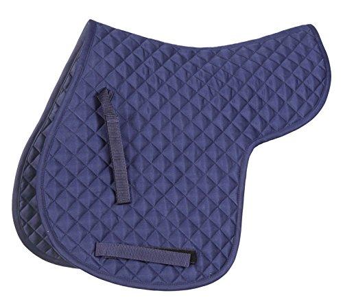 wessex-tapis-de-selle-confort-selle-de-cheval-dquitation-quitation-bleu-bleu-roi-cob-ful