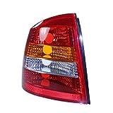 Heckleuchte Hecklicht Rückleuchte Rücklicht rot/gelb links
