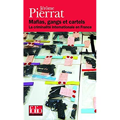 Mafias, gangs et cartels: La criminalité internationale en France