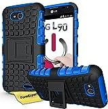 LG L90 Handy Tasche, FoneExpert® Hülle Abdeckung Cover