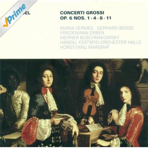 Concerto Grosso in G major, Op. 6, No. 1, HWV 319: II. Allegro