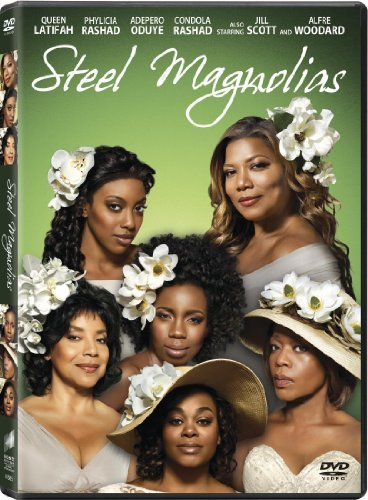 Steel Magnolias by Queen Latifah (Queen Dvd Latifah)