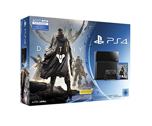 PlayStation 4 - Konsole inkl. Destiny - 4 Playstation Destiny Konsole