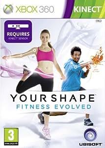 Your shape : fitness evolved 2012 (jeu Kinect) [import anglais]