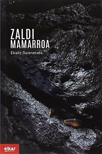 Zaldi mamarroa (Literatura)