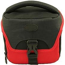 Kit di accessori per Sony Cyber-shot H400HX400DSC-HX400V–borsa per fotocamera alla moda S2004Star + pellicola per display