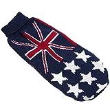 Chiens Pulls - TOOGOO(R) Union Jack britannique motif d'occasion  Livré partout en Belgique
