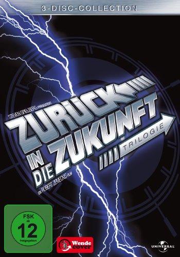Bild von Zurück in die Zukunft - Trilogie [3 DVDs]