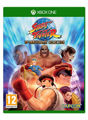 Street Fighter 30th Anniversary Collection (Xbox One) Best Price and Cheapest
