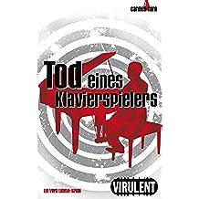 Tod eines Klavierspielers (Vera-Lichte-Krimi 1) (German Edition)